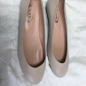 Tod's shoes(flats)